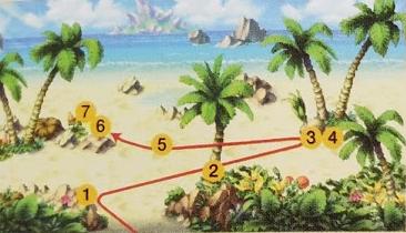 Legend of Mana Summer Lovin' Crab Stomping: Royal Coastline 1