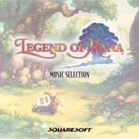 Legend of Mana Music Selection Cover