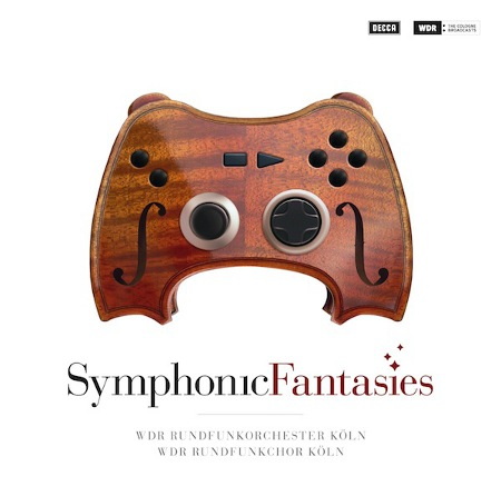 Symphonic Fantasies Cover